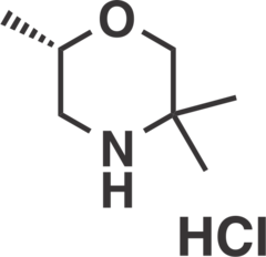 (2S)-2,5,5-Trimethylmorpholine Hydrochloride